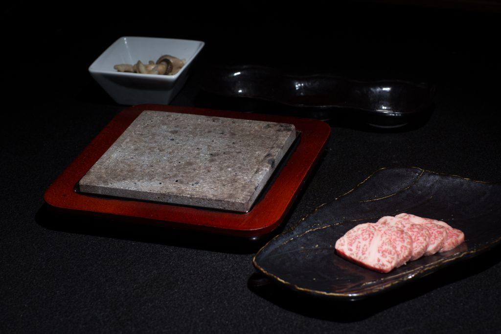Kobe Beef Ishiyaki